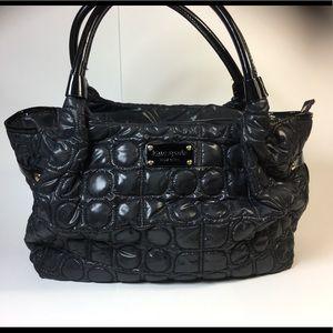 Kate Spade New York Stevie Chamonix Black Bag